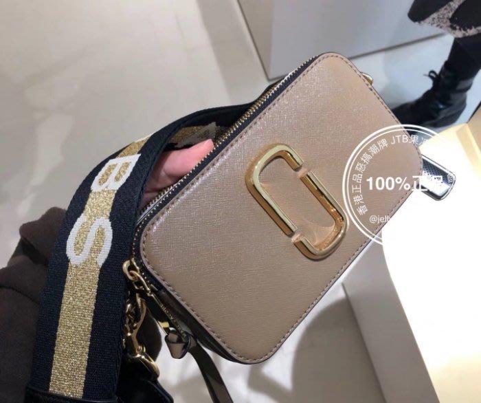 全新真品 marc jacobs MJ 相機包 Snapshot Camera Bag 字母肩帶 4款色 LV 前設計師