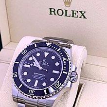 勞力士 Rolex 114060 Submariner (全新,香港行貨 888)