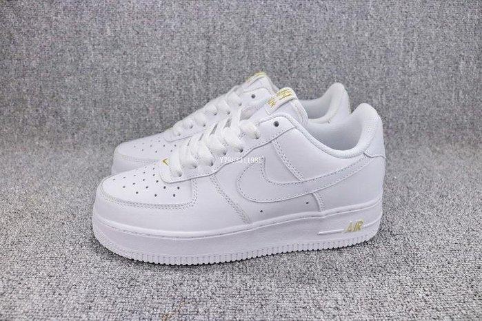 Nike Air Force 1 AF1 白金 百搭 低幫 休閒滑板鞋 男女鞋 AA4083-102