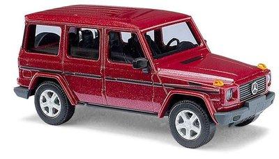 傑仲 (有發票) 博蘭 公司貨 BUSCH 模型車 Mercedes-Benz G-Klasse 90 51405 HO