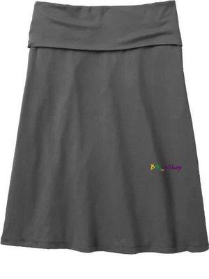 【美衣大鋪】☆ OLD NAVY 正品☆Roll-Over Jersey Skirts 及膝美裙~3色~現貨在台