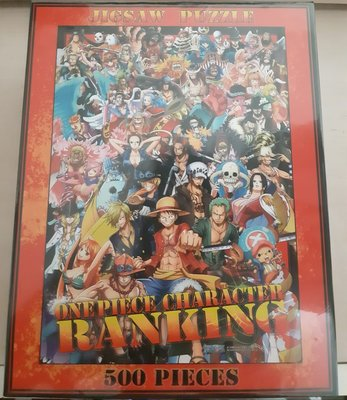 One Piece 海賊王東京航海王塔 TOPT 500塊砌圖 500 piece puzzle(限定商品)