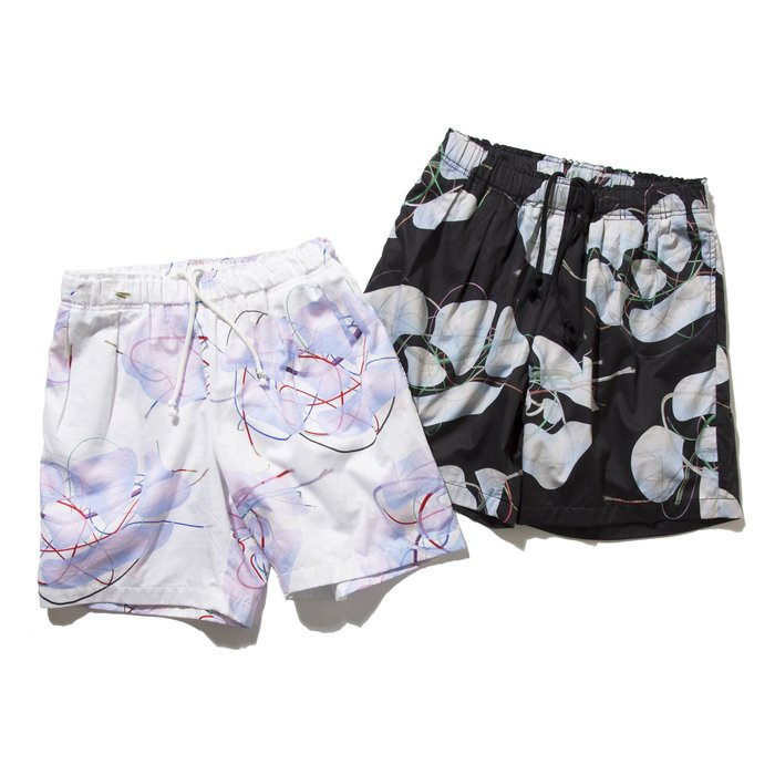 """[ LAB Taipei ] DeMarcoLab """"BRANCHES & LEAVES 2T SHORTS"""""""