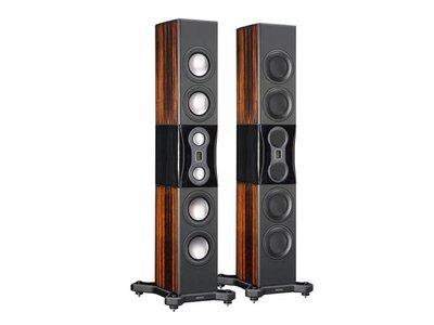 名展音響 英國Monitor Audio 旗艦 白金PL500 II 落地式喇叭/對 桃園專賣店