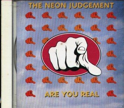 八八 - THE NEON JUDGEMENT - ARE YOU REAL - 日版