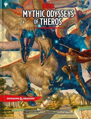 【布魯樂】《代訂中》[美版書籍]《龍與地下城 D&D 塞洛斯神話歷程》設定冒險書 (9780786967018)
