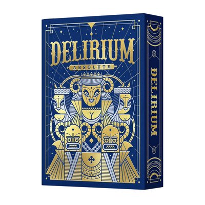 【USPCC撲克】Delirium Absolute playing card
