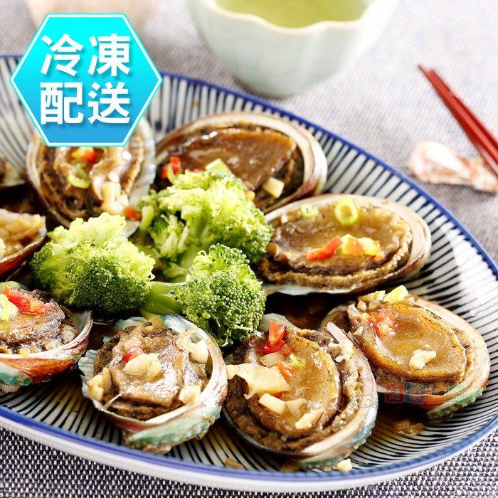 九孔鮑魚1Kg 燒烤必備 冷凍配送 [CO51333] 健康本味