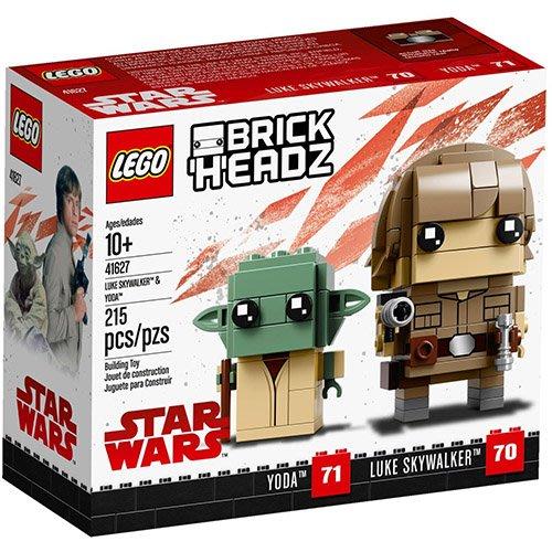 樂高41627 Luke Skywalker & Yoda.41627.樂高.LEGO 樂高.孩子玩伴