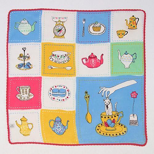 下午茶手帕
