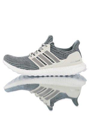 免運正品Adidas UltraBOOST 4.0 LTD  藍綠 Parley聯名 海洋限定 CM8272運動慢跑休閒鞋