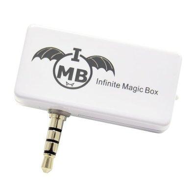 第三代IMB AFM-02 全通用型 FM 發射器 無線 音樂 傳輸 車用MP3轉換[LNIM00001]