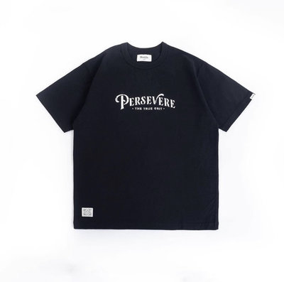 Persevere 2020 S/S 首款LOGO T-SHIRT