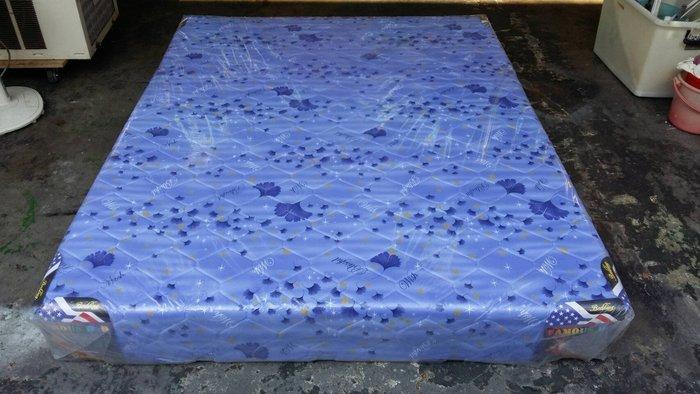 非凡二手家具 全新 5x6尺 雙人床墊*彈簧床墊*