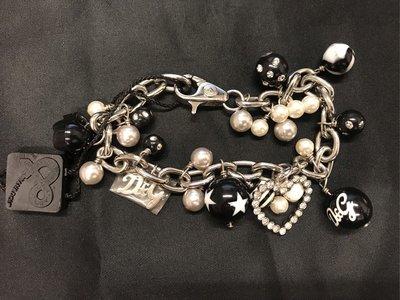 全新 正版 dolce and gabbana D&G bracelet 手鏈 accessories