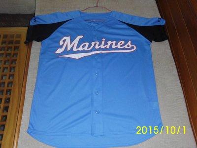 日本職棒千葉羅德海洋隊(Chiba Lotte Marines)2015年marine festa球衣
