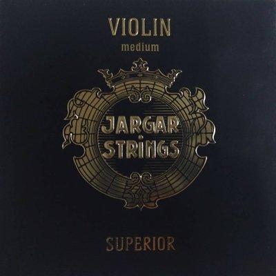 十三弦樂~丹麥 Jargar Strings Aps Violin 小提琴套弦 (4/4 )