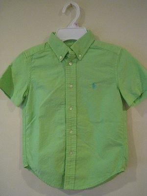 Ralph Lauren 男童衫  5T