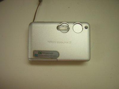 NIKON COOLPIX S1數位相機
