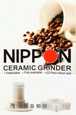 【豐原哈比店面經營】NIPPON 手搖磨豆機研磨刻度調整組