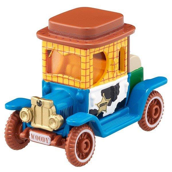 4165本通 DM-19 胡迪警長高帽子 造型小車 4904810799924 下標前請詢問