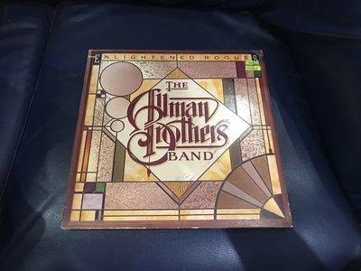 開心唱片 (THE ALLMAN BROTHERS BAND / ENLIGHTENED ) 二手 黑膠唱片 CC109