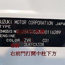 <名晟鈑烤>艾仕得(杜邦)Cromax 原廠配方點漆筆.補漆筆 SUZUKI VITARA  顏色:亮紅色(ZCF)