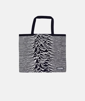日本代購 PLEASURES X JOY DIVISION WILDERNESS HEAVYWEIGHT TOTE BAG(Mona)