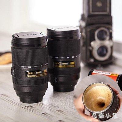 ZIHOPE 創意全自動咖啡攪拌杯懶人牛奶電動攪拌水杯個性相機單反鏡頭杯子ZI812