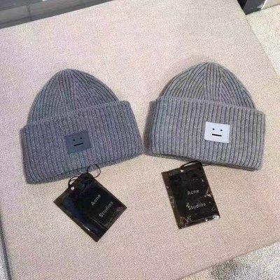 【海洋之心二館】Acne Studios Pansy 100%羊毛 毛線帽