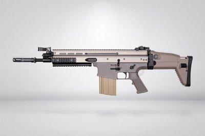 [01] DIBOYS SCAR-H 電動槍 沙(BB槍卡賓槍氣動槍衝鋒槍狙擊槍玩具槍AEG AR M4 M16 416