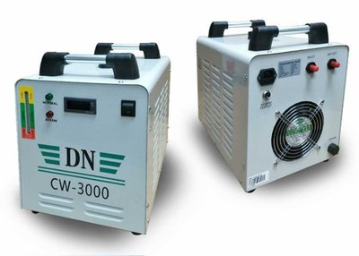 CW3000雷射雕刻機小型風冷水迴圈水箱