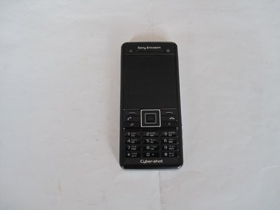 Sony Ericsson C902 超薄 5MP 手機 特殊鏡頭蓋、觸控按鍵 拍照特殊功能多 音樂功能也不少