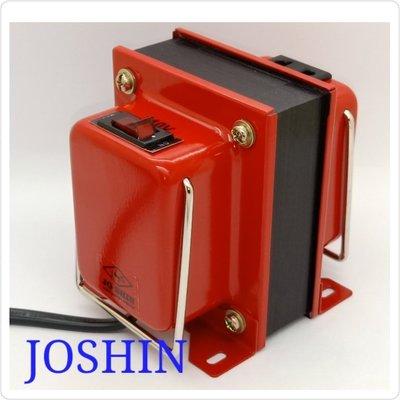 MIT附發票~JOSHIN日本電器專用降壓器 變壓器 110V轉100V 2000W矽鋼片H18 0.5mm