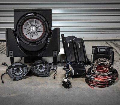 【MEIGO美購】Kicker 45CX33 3揚聲器CanAm Maverick X3系統 New