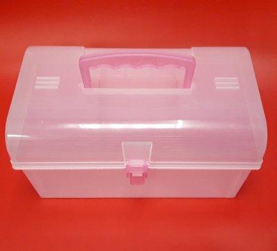 【五旬藝博士】大手提工具箱 大手提箱 收納箱 容量大 厚實好裝 好提 顏色隨機 2個以內可超取 台灣製造-LH