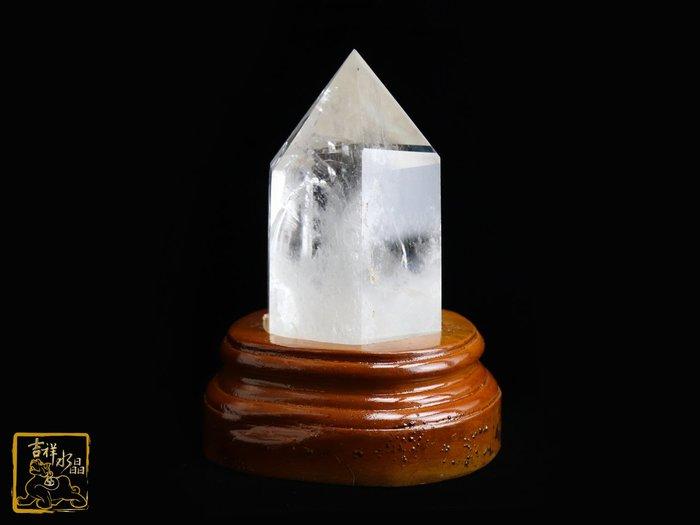白水晶柱-平衡磁場 重762g【吉祥水晶專賣店】 編號AP77