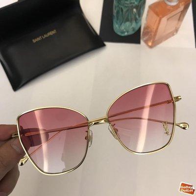 【GoDay+刷卡】YSL yves saint laurent 時尚飛行 夏日商品 太陽眼鏡 顏色3 歐洲代購