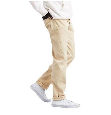 【上漿限量款色褲28-44腰】美國LEVI S 501 Shrink-to-fit 重磅硬挺 經典直筒牛仔褲