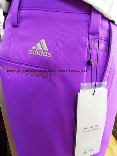 稀有色褲 adidas 高爾夫短褲 今年最夯的運動時尚 最亮眼的高爾夫服飾 #5分褲