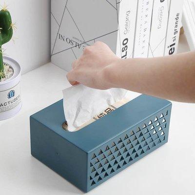 掛壁簍空面紙盒 牆掛式 免釘面紙盒 掛牆式紙巾盒 衛生紙盒 面紙盒 面紙套 廚房紙巾盒【RS1173】