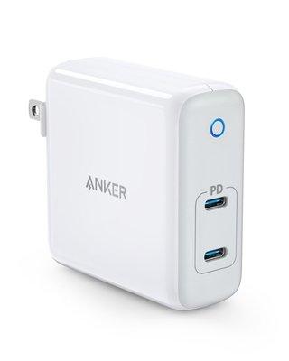 【Anker】保固18個月 PowerPort Atom PD2 60W TYPE-C PD 快充GaN旅充 A2029