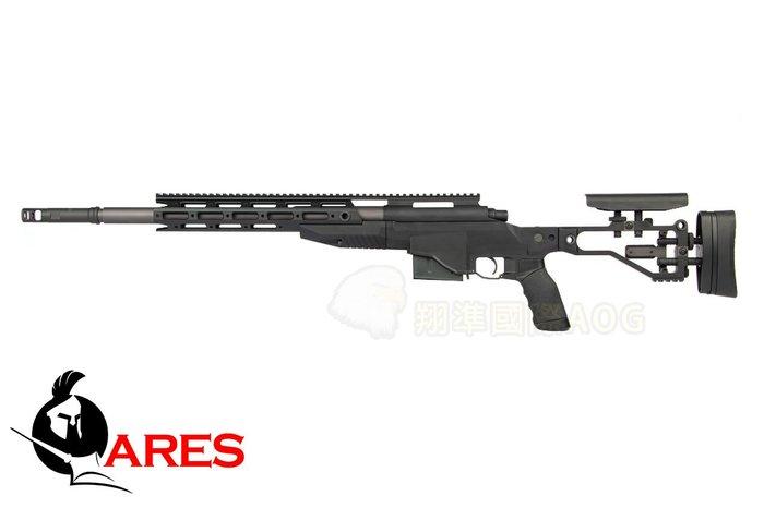 【翔準軍品AOG】ARES M40A6(黑) 空氣手拉 長槍 狙擊 全金屬 生存遊戲 MSR-025