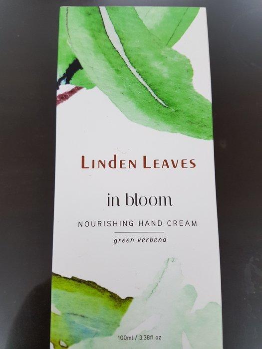 全新 紐西蘭 莉丹麗 Linden Leaves 綠色馬鞭草 護手霜 100ml