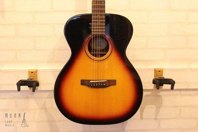 【陸比音樂.實體店】Ayers AS-SBW 全單板 木吉他(免費送七種配件,享完善售後服務)