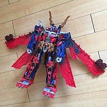 Ultimate Optimus Prime Year of Dragon 🐉變形金剛電影版龍年特別版終極柯柏文