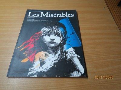Les Miserable -無打折-絕版書