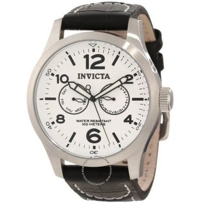Invicta  Specialty 12171  Leather  Watch