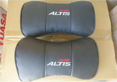 2019 ALTIS 12代 頭枕 護頸枕