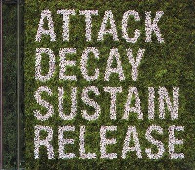 八八 - Simian Mobile Disco - Attack Decay Sustain - 日版 CD+1